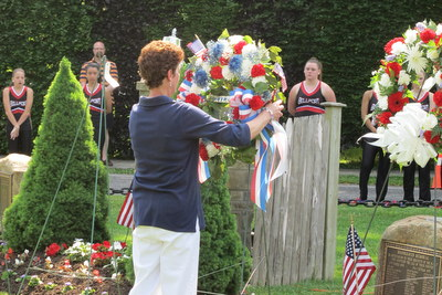 Laying of Wreaths