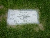 #007.Bundy:  Wallace Bundy gravestone