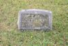 #021.027.Husband01:  R. O. Fulton Husband gravestone
