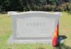 #021.113.Andres04:  Christian and Emily V. Andres gravestone