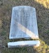 #021.013.Cleaves07:  Catherine Carter gravestone