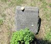 #021.024.Gillespie09:  Anthony James Allegrette, Jr. gravestone