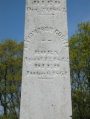 #028.Cooper05. — E. Thompson Cooper incription on the Civil War Monument