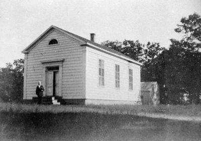 Early Brookhaven Methodist Church