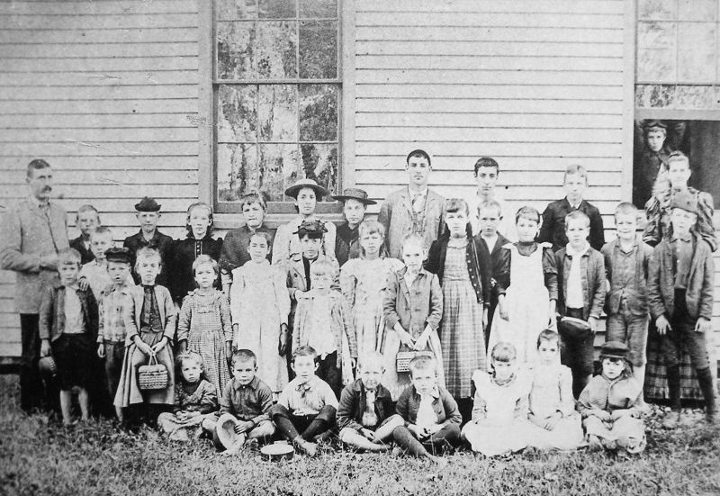 Brookhaven Public School Class of 1892-93
