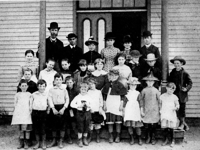 Brookhaven School Class of 1887