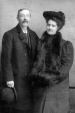 Jacob Lewis Valentine and his second wife, Nettie Furman