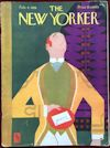 Gardner Rea:  New Yorker Cover, 4 February 1928