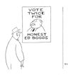 Gardner Rea: 'Vote Twice for Honest Ed Boggs'