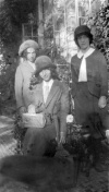 Anne, Josephine and Barbara Wertheim
