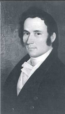 <b>William Edward</b> Woodruff, Founder of the Arkansas Gazette - WoodruffWilliamEdward