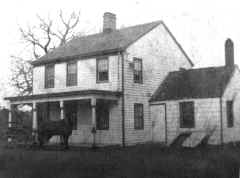 Richard Corwin (ii) & Chauncey Swezey Homestead and farm, 12 Locust Rd.