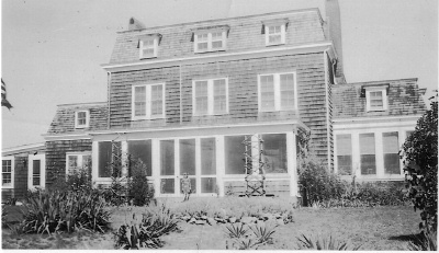 Joseph Henry Carman House, Bernardine Michelsen's Guest Hotel on the Carman's River
